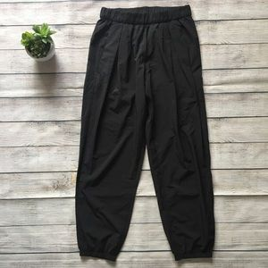 lululemon athletica Pants - Lulemon joggers black size 4